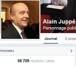 Alain Juppé FB