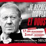 Alex Dupont fait partie de la marque Stade Brestois 29