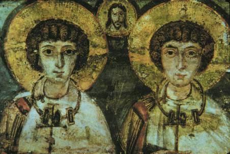 Serge et Bacchus