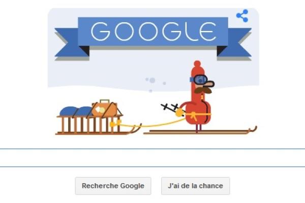 Doodle Google Joyeuses Fêtes