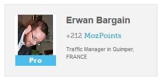 Erwan forum MOZ
