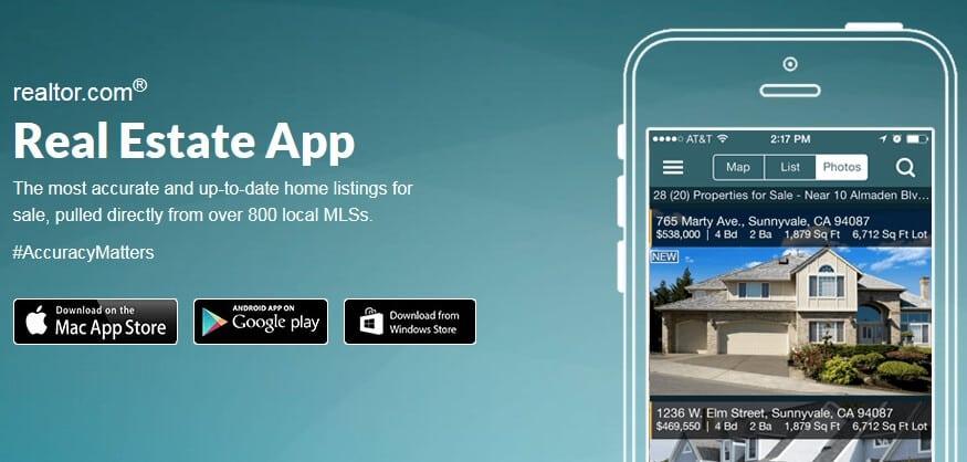 Realtor app