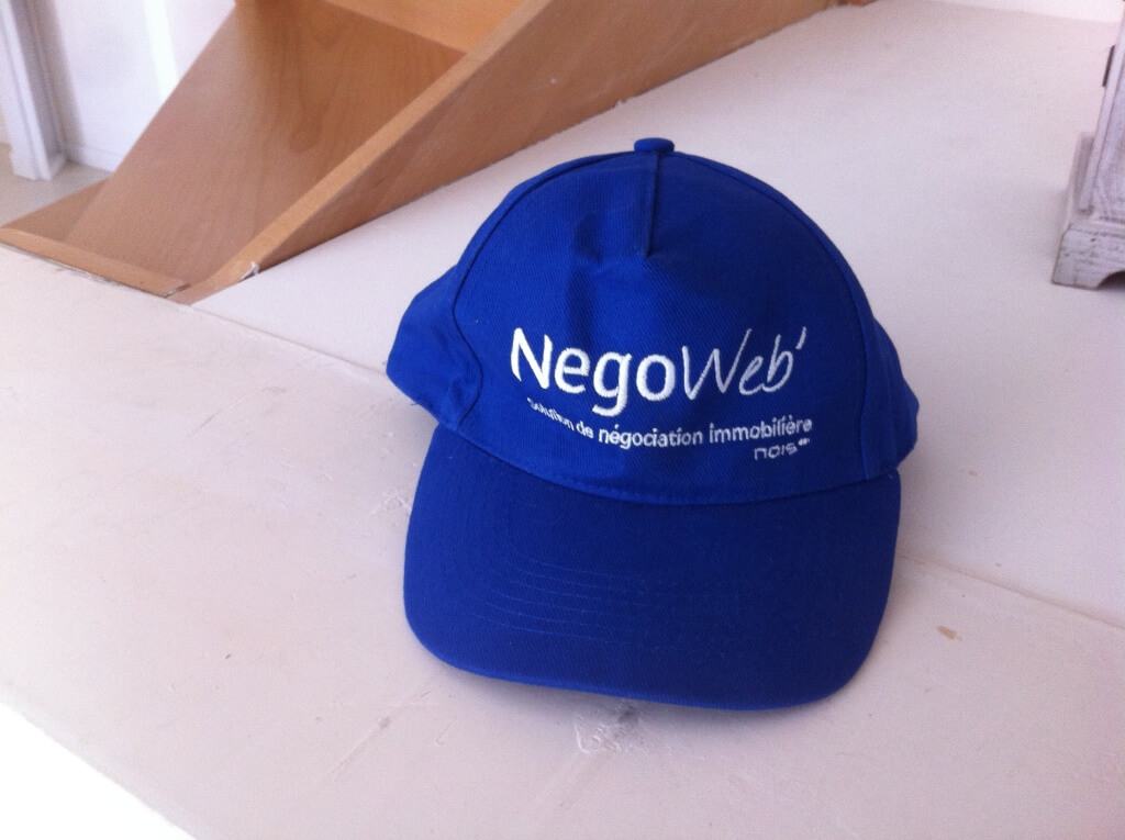Casquette NegoWeb