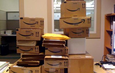 Expédition par Amazon - Internet Business