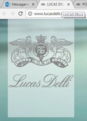 Titre Homepage Lucas Delli