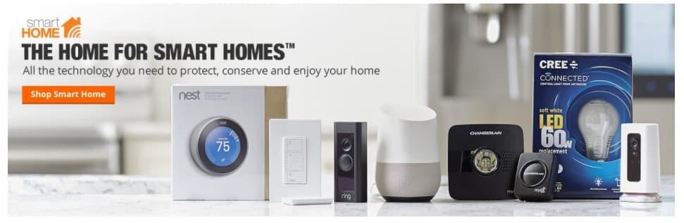 Homepage Homedepot Image CTA