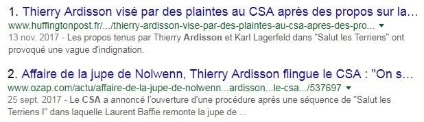 Ardisson CSA