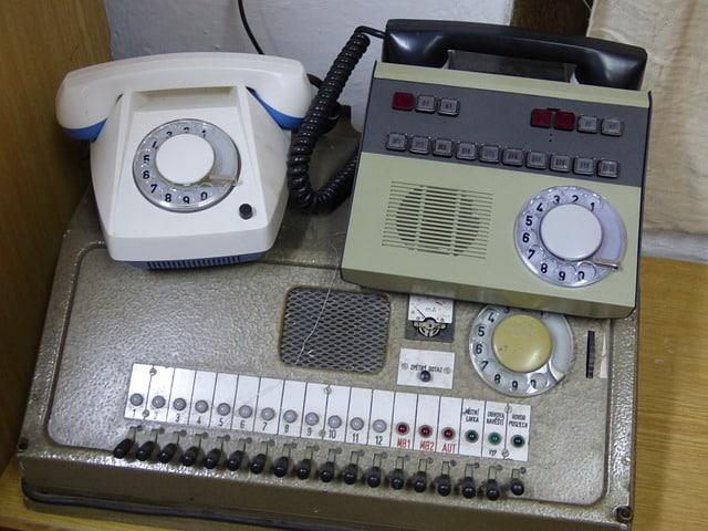 Standard téléphonique ancien