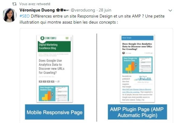 Exemple AMP