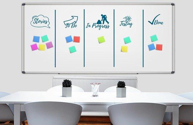 organiser planing entreprise