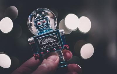 trafic fake robot