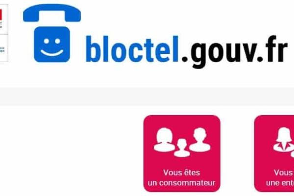 Contourner Bloctel