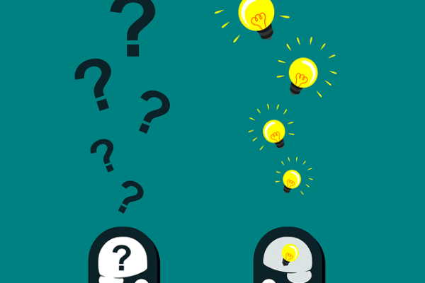 Recherche mots clés questions SEMrush